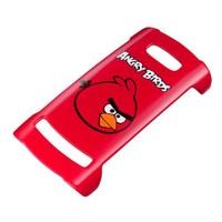 Nokia CC-3031 Plastik Kılıf Angry Birds 303 Kırmızı