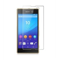 Teleplus Sony Xperia M5 Temperli Cam Ekran Koruyucu Cam Ekran Koruyucu