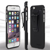 Nite Ize Apple iPhone 6 Connect Case Kılıf / Siyah - CNTI6-01-R8