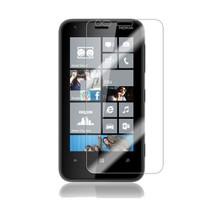 Case 4U Nokia Lumia 620 Ekran Koruyucu ( Parmak izi bırakmaz )*