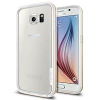 Spigen Samsung Galaxy S6 Kılıf Neo Hybrid EX - Champagne Gold - SGP11443