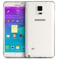 Melefoni Silikon Samsung Galaxy Note 4 Kılıf