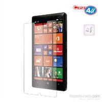 Case 4U Nokia Lumia 930 Ultra Şeffaf Ekran Koruyucu