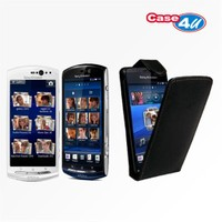 Case 4U Sony Ericsson Xperia Neo / Neo V Flip Kılıf*