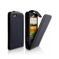 Case 4U HTC One V Kapaklı Kılıf
