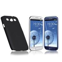 Case 4U Samsung Galaxy i9300 S3 Siyah Kılıf