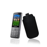 Case 4U Samsung S5610/S5611 Siyah Kılıf*