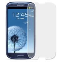 CoverZone Samsung Galaxy S3 Temperli Cam Filmi