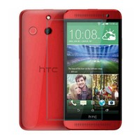 CoverZone Htc One E8 Temperli Cam Filmi