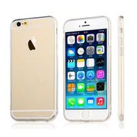 TotuDesign Apple iPhone 6 Plus Kılıf Clear Soft Series Transparant Thin