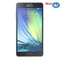 Case 4U Samsung Galaxy A3 Ultra İnce Silikon Kılıf Şeffaf