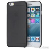 Case 4U Apple iPhone 6 0.3mm Siyah Kapak