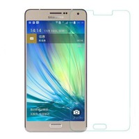 Teleplus Samsung Galaxy A8 Plastik Ve Cam Ekran Koruyucu Karışımı Cam Ekran Koruyucu