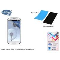 Addison Ip-552 Samsung Galaxy S3 Mat Ekran Koruyucu