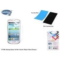 Addison Ip-556 Samsung Galaxy S3 Mini Mat Ekran Koruyucu