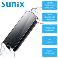 Sunix Samsung Galaxy S3 Cam Ekran Koruyucu