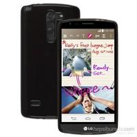 Microsonic Transparent Soft Lg G3 Stylus Kılıf Siyah
