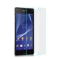 Teleplus Sony Xperia Z1 Temperli Cam Ekran Koruyucu Cam Ekran Koruyucu