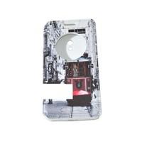 Teleplus Asus Zenfone 5 Pencereli Uyku Modlu Kılıf Tramvay