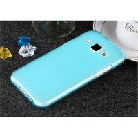Teleplus Samsung Galaxy J7 Silikon Kılıf Mavi
