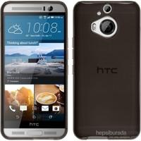 Teleplus Htc One M9 Plus Tam Korumalı Silikon Kılıf Siyah