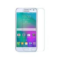 Teleplus Samsung Galaxy E7 Plastik Ve Cam Ekran Koruyucu Karışımı Cam Ekran Koruyucu