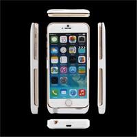 Teleplus İphone 6 Plus Şarjlı Kılıf Beyaz