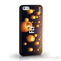 Tk Collection Apple iPhonde 5 / 5S Fly Kapak