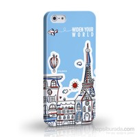 Tk Collection Apple iPhonde 5 / 5S France Kapak