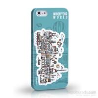 Tk Collection Apple Iphone 5/5S Turkey Kapak