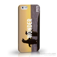 Tk Collection Apple iPhonde 5 / 5S Wonder Kapak