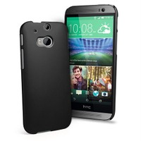 Microsonic Premium Slim Kılıf HTC One M8 Siyah - CS110-HTC-ONE-M8-SYH