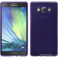 Teleplus Samsung Galaxy A7 Silikon Kılıf Mavi