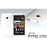 Teleplus Htc One M7 Ultra İnce 0.2 Mm Hayalet Kapak Beyaz