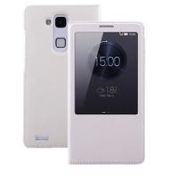 Teleplus Huawei Ascend Mate 7 Pencereli Kılıf Beyaz