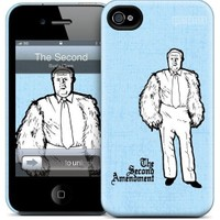 Gelaskins Apple iPhone 4 Hardcase Kılıf The Second Amendment