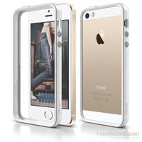 Elago Apple İphone Se 5 5S Kılıf Elago Bumper Beyaz