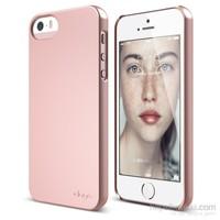 Elago Apple İphone Se 5 5S Kılıf Slim Fit 2 Rose Gold