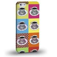 Biggdesign Kahve Fincanı Apple iPhone 4/4S Kapak
