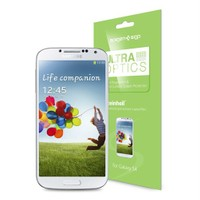Spigen Samsung Galaxy S4 i9500 Screen Protector Steinheil Ultra Optics Ekran Koruyucu