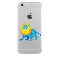 Remeto Samsung Galaxy Note 5 Transparan Silikon Resimli Aslan Borçu