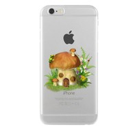 Remeto Samsung Galaxy S4 Transparan Silikon Resimli Sevimli Ev