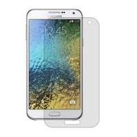 Microsonic Samsung Galaxy E7 Ultra Şeffaf Ekran Koruyucu - SG106-GLX-E7