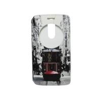 Teleplus Lg G3 Mini Pencereli Uyku Modlu Kılıf Taksim