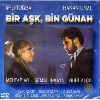 Bir Aşk, Bin Günah ( VCD )