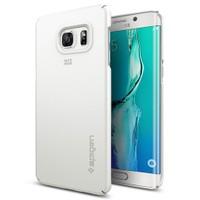 Spigen Galaxy S6 Edge Plus Kılıf Thin Fit Ultra İnce Shimmery White - SGP11697