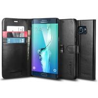 Spigen Galaxy S6 Edge Plus Kılıf Wallet S Cüzdan - SGP11707