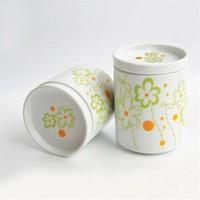 Kütahya Porselen Pera 16 Parça 5207 Desen Baharat Takımı