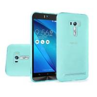 Teleplus Asus Zenfone 2 Laser Ze550kl Silikon Kılıf 5.5İnç Mavi
