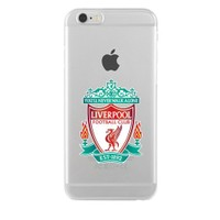Remeto Samsung Core Prime Transparan Silikon Resimli Liverpool Logo